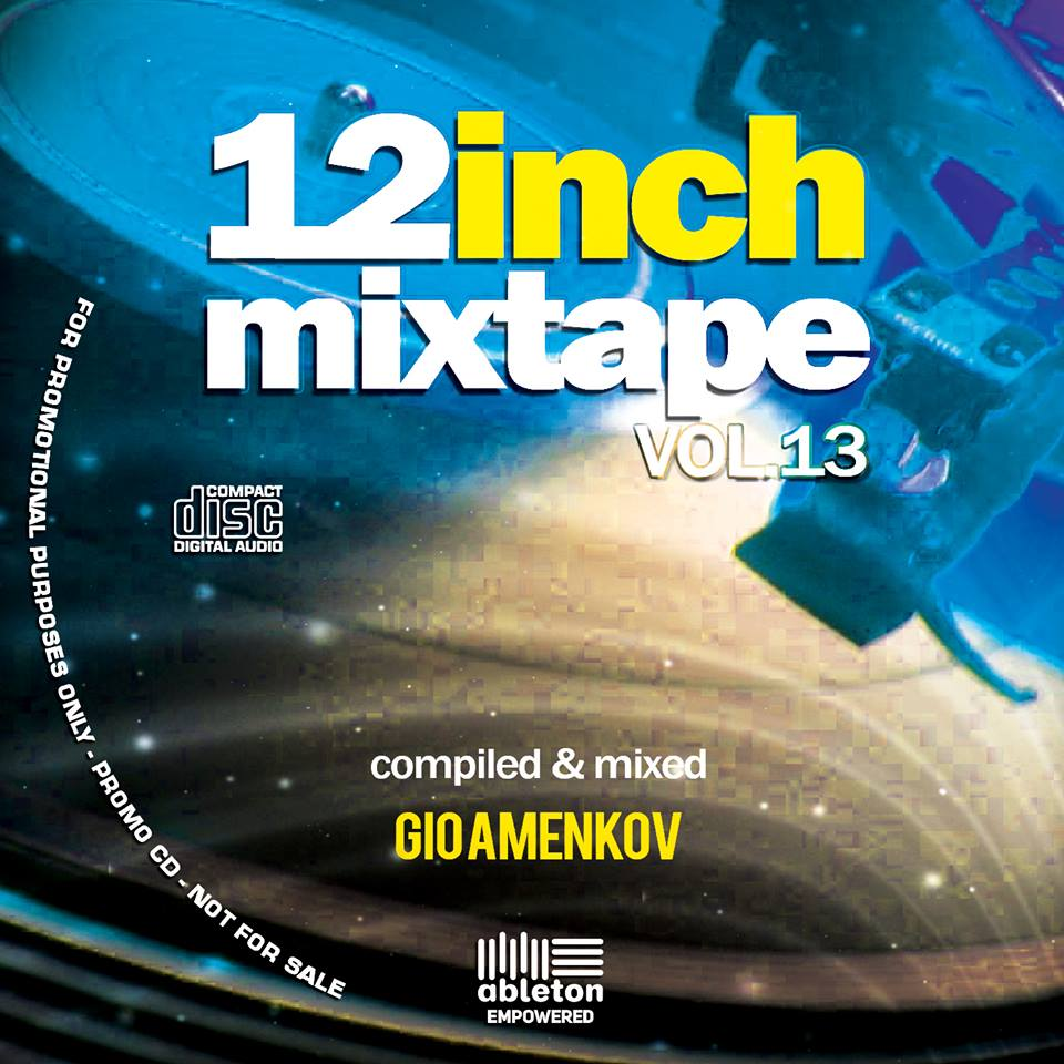 GIO AMENKOV – 12INCH VOL. 13
