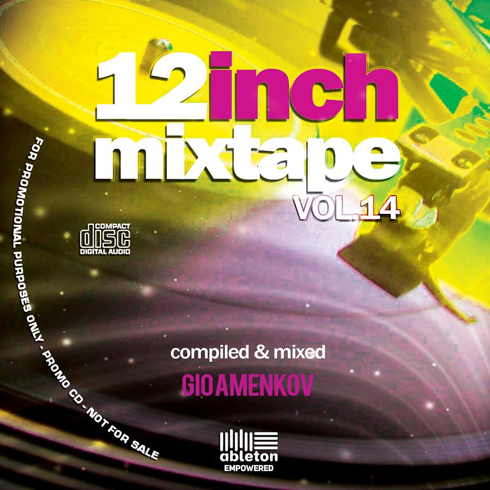 GIO AMENKOV – 12INCH VOL. 14