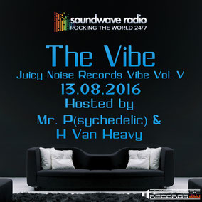 Cosmic Code – The Vibe  Radio Show