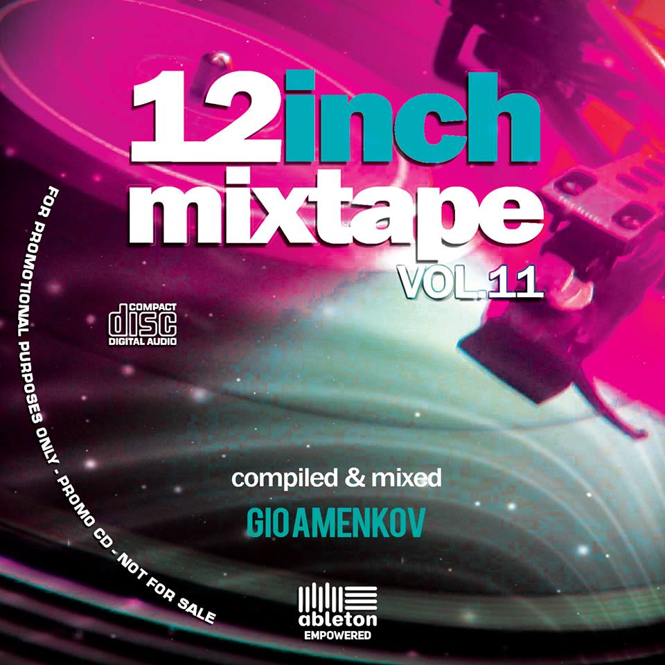GIO AMENKOV – 12INCH VOL. 11