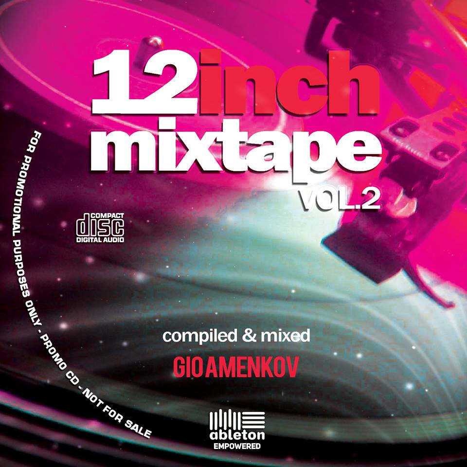 GIO AMENKOV – 12INCH VOL. 2