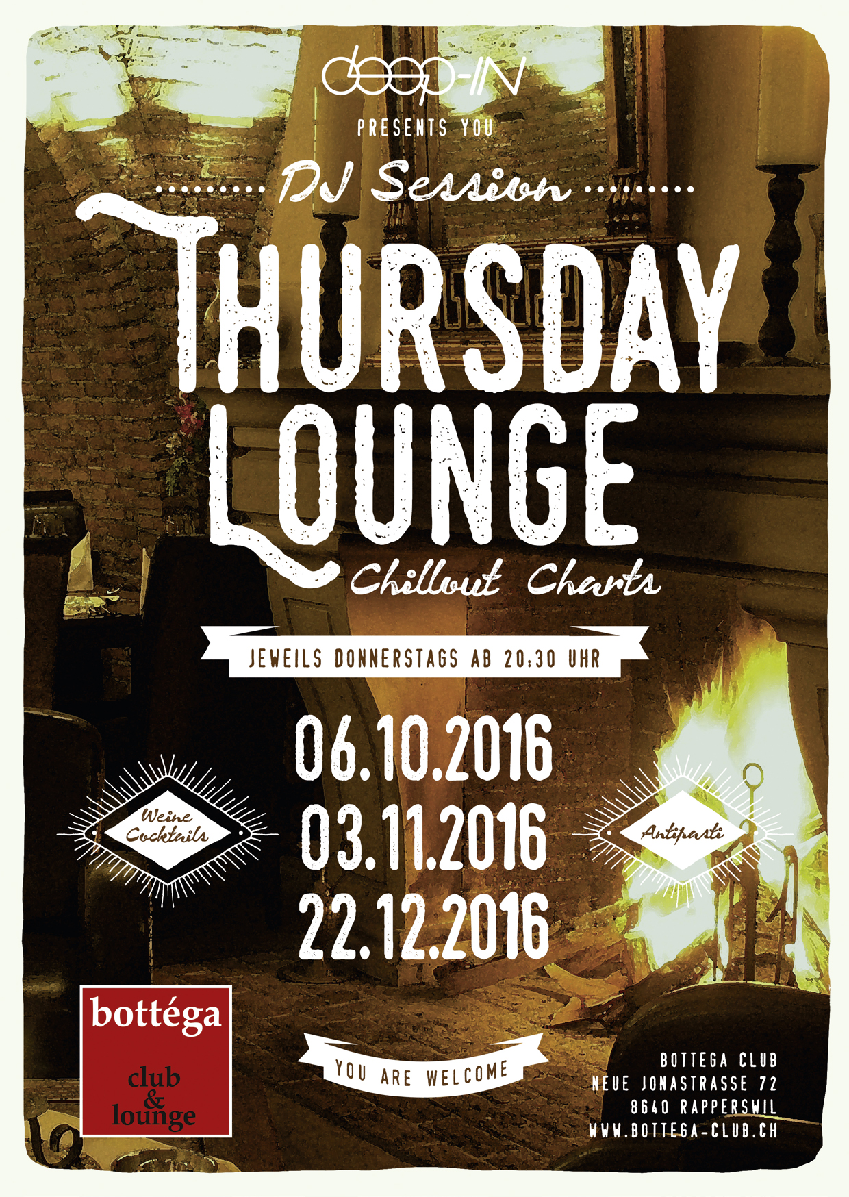 Thursday Lounge – 22.12