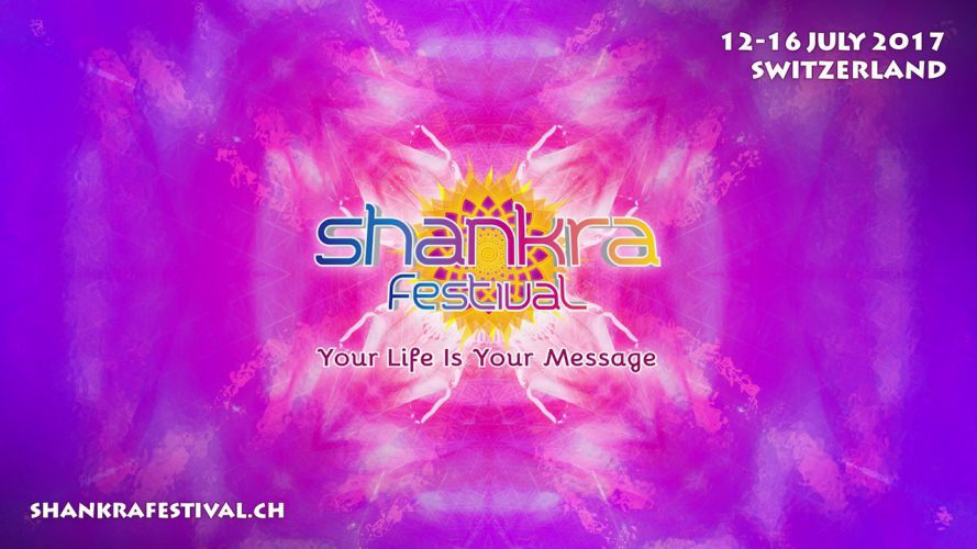 Cosmic Code A message to Shankra